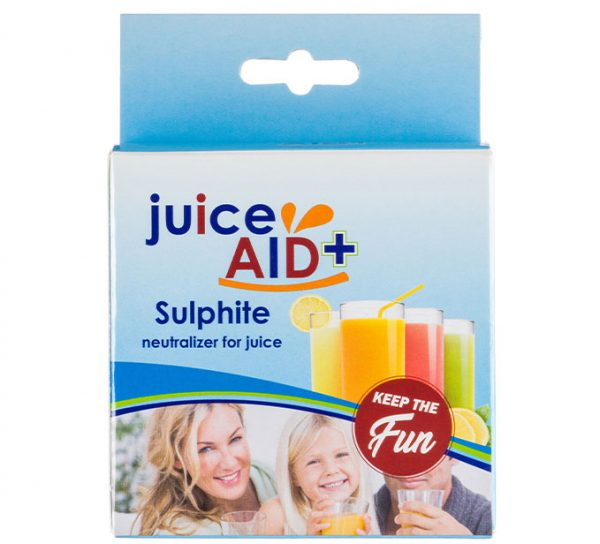 Juice Aid Package