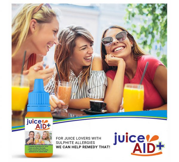 Juice Aid ladies