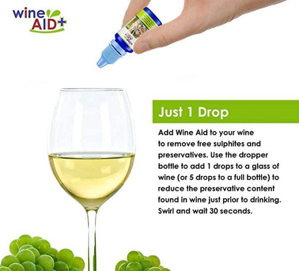 Just 1 drop