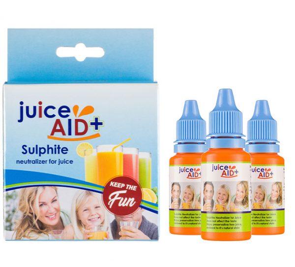 3 x Juice Aid package
