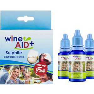 3 x Wine Aid package