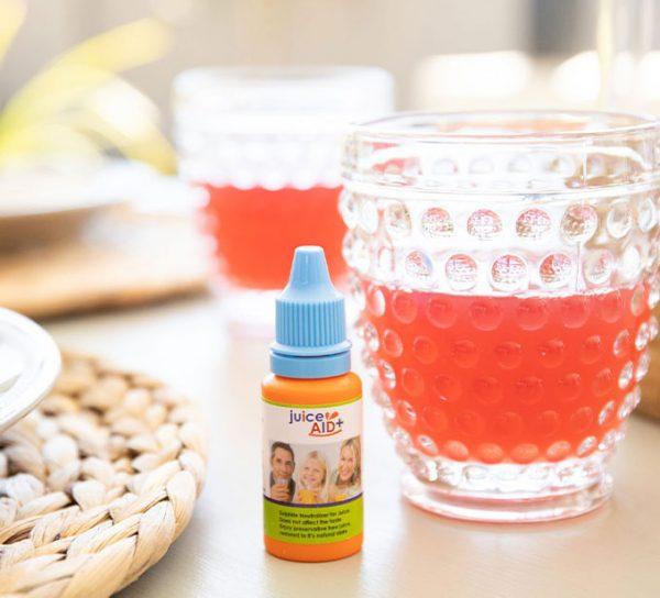 Juice Aid lifestyle