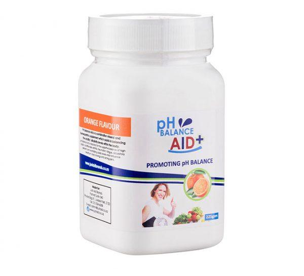 PH Balance Aid Made From