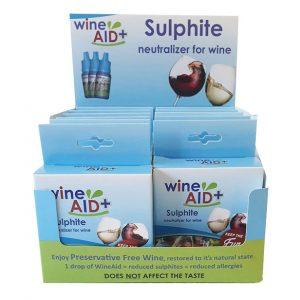 Wine Aid 12 pack