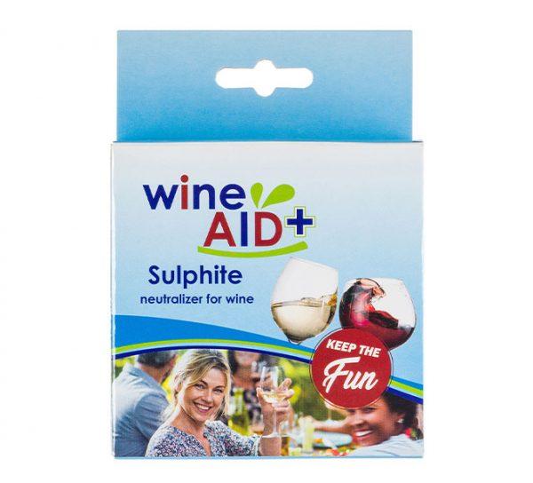 Wine Aid Box