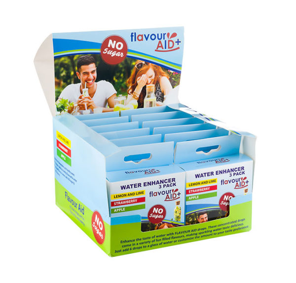 Flavour Aid 12 box mixed pack
